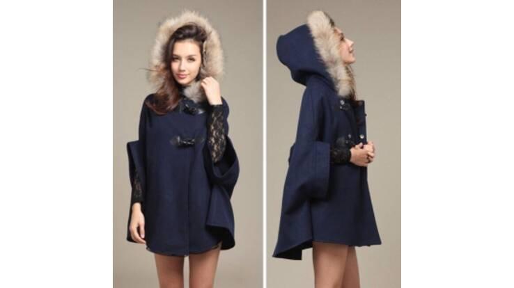 Пальто оверсайз знову в моді