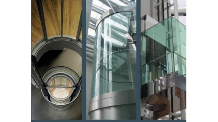 Панорамный лифт снова в наличии!