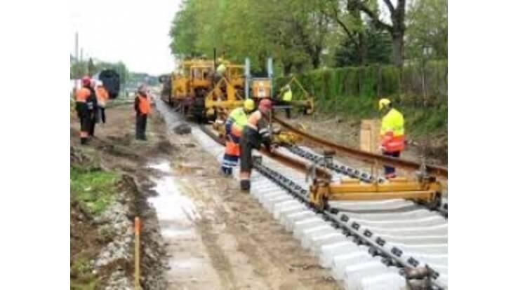 Підйомочний ремонт залізничних колій тепер у нас за вигідною ціною!