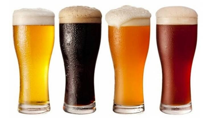 В Україні виробництво пива впало до десятирічного мінімуму
