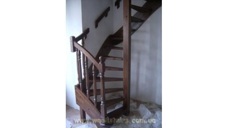Новинка! Елітні дерев'яні сходи найкращої якості!