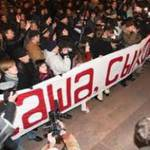 On presidential elections in Belarus once again won Lukashenko. Minsk is full of protests