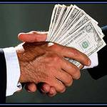 Ukrainian government legalized bribery?