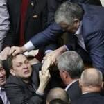 Вчорашній мордобій вже розбирає київська Прокуратура