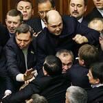 Побиття опозиціонерів у парламенті визнали нещасним випадком на підприємстві