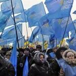 Підприємці вважають, що плитку на Майдані пошкодив Колесніков