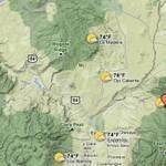 Google Maps тепер з прогнозом погоди