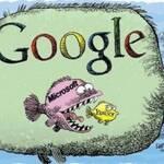 Google не втрачає надії поглинути Yahoo