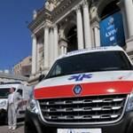 У Львові презентували нові авто швидкої допомоги з Франції