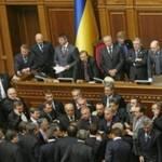 """Опозиція готує чергову """"трибунну"""" блокаду"""