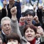 Підприємці вдались до протестів слідом за чорнобильцями