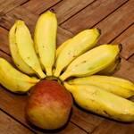 В Україні знижується споживання бананів на користь яблук