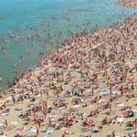 У перший місяць літа до Криму прибуло більше мільйона туристів