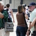 В Україну прибула рекордна кількість туристів