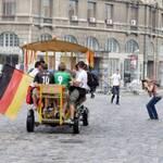 Іноземці у захваті від Львова: вони збираються відвідувати його і після Євро