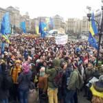 """Київ очима New York Times: США засуджує дії """"Беркута"""""""