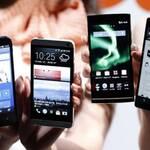 Продаж смартфонів в 2013 році поставив рекорд