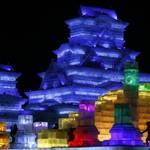 Китайці побудували найбільший у світі палац з льоду