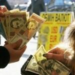 Курс валют по состоянию на 13 марта