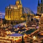 Європа починає підготовку до Різдва