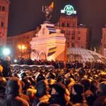 Штурм Євромайдану став топ-темою в усьому світі