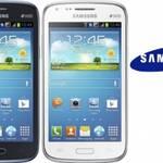 Офіційно представлено бюджетний смартфон Samsung Galaxy Core