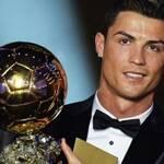 Золотий м'яч дістався Кріштіану Роналду