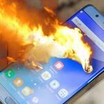 Samsung зупинила продажі Galaxy Note 7 через загрозу вибуху
