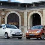 """""""Renault"""" и """"Fiat"""" объединяют свою работу"""