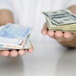Курс валют по состоянию на 23 мая