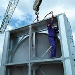 На підприємстві «Вентиляційні системи» було виготовлене унікальне обладнання
