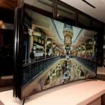 """До конца года """"Samsung"""" выпустит телевизор-трансформер"""