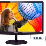 Мониторы Philips с технологией SoftBlue: забота о зрении без потери цвета