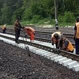 Капітальний ремонт і реконструкція залізниці