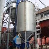 We offer silos for grain storage