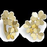 Купить модные серьги из золота на подарок к 8 Марта (Винница)!