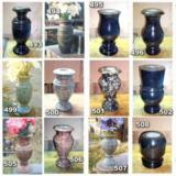 Гранитная ваза на кладбище купить недорого