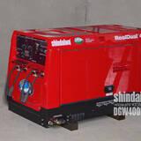 Дизельный сварочный агрегат Shindaiwa DGW400DMK-D4CSV