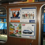 Розміщення реклами в метро за доступними цінами
