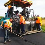 Работа за рубежом для мужчин: дорожные работы в Польше!