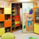 Детский угловой шкаф купе по доступной цене