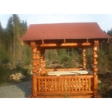 Купить деревянную беседку по выгодной цене