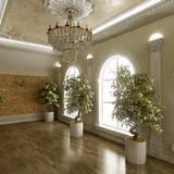 Order a qualitative and original hall ceiling decoration here.