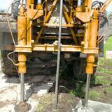 Зондування грунтівперед будівництвом замовити у Гео-Кратон