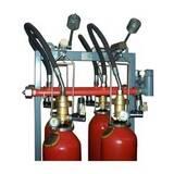 В продаже модульные установки газового пожаротушения