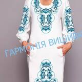 В продаже заготовка платья под вышивку крестом