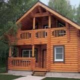 Двоповерхові дерев'яні будинки будуємо якісно та надійно!