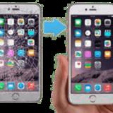 Замена стекла айфон 6 недорого Львов
