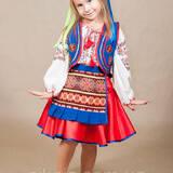 Дитячий костюм українка купити для дівчинки!