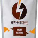 Кава смажена в зернахкупуйте у Powerful-coffee!